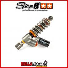 S6-14616606 Ammortizzatore posteriore Stage6 R/T MKII Upside Down YAMAHA aerox 100cc 2 tempi STAGE6 RT