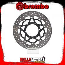 78B40824 FRONT BRAKE DISC BREMBO HONDA CBR F 2011- 600CC FLOATING