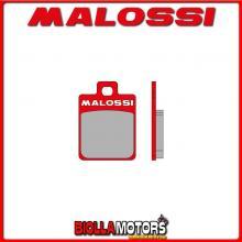 6215074 PASTIGLIE FRENO MALOSSI MHR POSTERIORI PIAGGIO SUPER HEXAGON GTX 125 4T LC