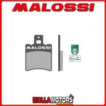 6215043 - 6215008BB COPPIA PASTIGLIE FRENO MALOSSI Anteriori YAMAHA AEROX 50 2T LC euro 0-1 SPORT Anteriori - per veicoli PRODOT