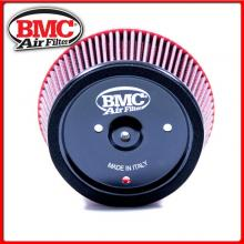 FM947/04B FILTRO ARIA BMC HARLEY DAVIDSON DYNA FXD SUPER GLIDE 1999-2005 LAVABILE RACING SPORTIVO