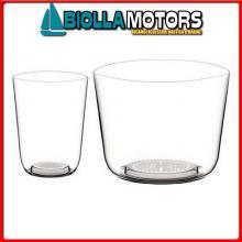 5802080 SECCHIELLO TONIC ICE BUCKET CLEAR+LED Secchielli Ice Bucket & Bowl