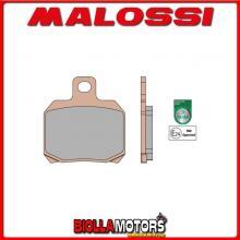 6215017 PASTIGLIE FRENO MALOSSI SINTERIZZATE ANTERIORI APRILIA RS 50 2T LC euro 2 2006-> (DERBI D50B1)