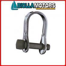 0121627 GRILLO STAMP D6 INOX Grillo Dritto HS Largo