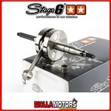 S6-8116600/12 Albero Motore Stage6 Pro Replica spinotto 12mm Minarelli orizzontale STAGE6 RT