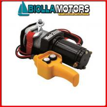 2820501 VERRICELLO TRAILER WINCH 900KG< Verricello di Alaggio 900L-12V