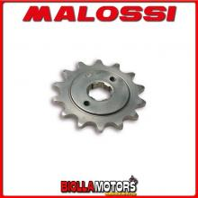 613132B PIGNONE TRASMISSIONE MALOSSI Z14 HONDA NSR 125 2T LC - -