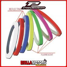 407032895 PROGRIP Decalco Stripe Cerchi 5025-188 - Verde Fluo