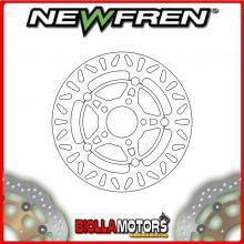 DF4117AF DISCO FRENO ANTERIORE NEWFREN KYMCO DOWNTOWN 125cc I 2009-2015 FLOTTANTE