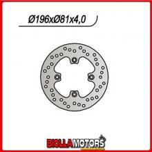 659282 DISCO FRENO POSTERIORE NG BOMBARDIER-CAN AM DS, DS Baja, DS X 650CC 2001 282 1961008144