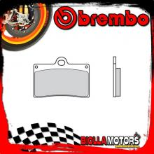 07BB1507 PASTIGLIE FRENO ANTERIORE BREMBO FANTIC MOTOR SM 2012- 125CC [07 - ROAD CARBON CERAMIC]