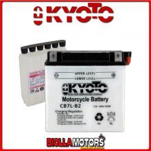 712061 BATTERIA KYOTO YB7L-B2 CON ACIDO YB7LB2 MOTO SCOOTER QUAD CROSS