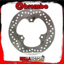 68B40743 DISCO FRENO POSTERIORE BREMBO HONDA CBR RR 1989-1990 400CC FISSO