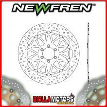 DF5152AF DISCO FRENO ANTERIORE NEWFREN APRILIA MX 125cc 2004-2008 FLOTTANTE