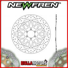 DF5152AF DISCO FRENO ANTERIORE NEWFREN YAMAHA FZR 1000cc EX-UP 1991-1993 FLOTTANTE