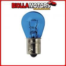 58316 PILOT 12V LAMPADA 1 FILAMENTO BLU-XE - (P21W) - 21W - BA15S - 2 PZ - D/BLISTER
