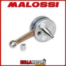 5313808 ALBERO MOTORE MALOSSI MHR MINI MOTO-POCKETBIKE MINI MOTO 50 2T LC (POLINI H2O) SP. D. 10 CORSA 39 MM -