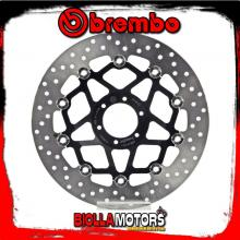 78B408A3 FRONT BRAKE DISC BREMBO HONDA RS R 1991-2005 125CC FLOATING