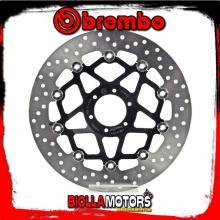 78B408A3 DISCO FRENO ANTERIORE BREMBO HONDA RS R 1991-2005 125CC FLOTTANTE