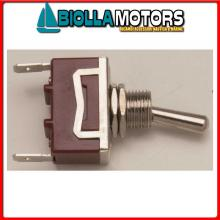 2101002 INTERRUTTORE AA 2T 15A OFF/ON< Interruttore Toggle AA 2/3
