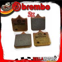 2-M478Z04 KIT PASTIGLIE FRENO BREMBO [Z04] TRIUMPH SPEED TRIPLE 2008-2008 1050CC [ANTERIORE]