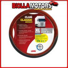 98904 LAMPA CLUB CLASSIC, COPRIVOLANTE PRESA CONFORT IN TPE - XL - ? 49/51 CM