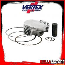 23757C PISTONE VERTEX 77,98mm 4T HUSABERG FE250 Compr 13,9:1 2014- 250cc (set segmenti)