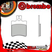07086 PASTIGLIE FRENO ANTERIORE BREMBO SHE-LUNG RACER 1996- 50CC [ORGANIC]