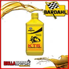 220041 1 LITRO OLIO BARDAHL KTS SCOOTER RACING COMPETITION LUBRIFICANTE PER MOTO 2T BARDAHL