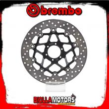 78B40826 FRONT BRAKE DISC BREMBO HONDA HORNET / S 2000-2006 600CC FLOATING