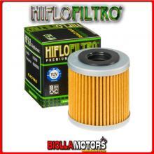 HF563 FILTRO OLIO DERBI 125 GPR 4T 2009-2013 125CC HIFLO
