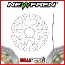 DF5248AFV DISCO FRENO ANTERIORE NEWFREN TRIUMPH DAYTONA 675cc up to VIN 381274 2006-2008 FLOTTANTE VINTAGE