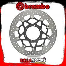 78B40895 FRONT BRAKE DISC BREMBO HONDA CBR RR 2000-2003 900CC FLOATING