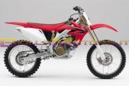 HOKIT110B PLASTICHE HONDA CRF 450 '08