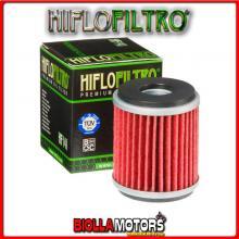 HF141 FILTRO OLIO HM MOTO 125 CRE-F X 4T 2008-2009 125CC HIFLO