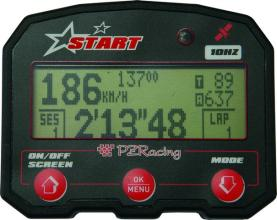 ST100E STRT EVO GPS Lap Timer with data acquisition multi channel