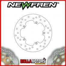 DF4120A DISCO FRENO POSTERIORE NEWFREN APRILIA SCARABEO 125cc 2004-2006 FISSO