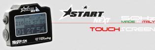 ST200-N START NEXT & BASIC CRONOMETRO GPS 50HZ