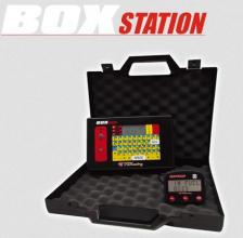 BS100 BOX STATION SISTEMA DI MESSAGGISTICA TRA BOX E PILOTA