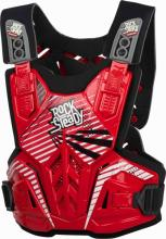 P8002300003 PETTORINA POLISPORT ROCKSTEADY YOUNGSTER ROSSO