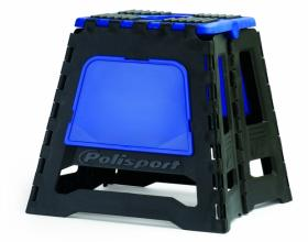 P8981500003 CAVALLETTO CROSS POLISPORT BIKE STAND BLU