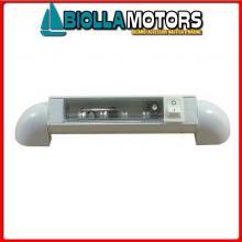 2145725 PLAFONIERA RAIL 4LED L173< Luce Rail 4 LED 12V