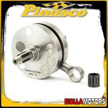 27082004 ALBERO MOTORE PINASCO FACTORY PIAGGIO VESPA PE 200 CORSA 57 MASSE PIENE CALETTATO