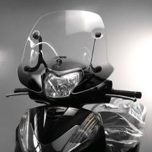 8061235 CUPOLINO SPOILER BIONDI FUME' HONDA SH 300 2011-12