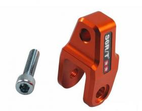 THICKNESS S.ABS. S6-SSP367/OR STAGE6 STREET LEGAL, 40 mm, MINARELLI, ORANGE//KYMCO PEUGEOT
