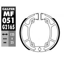 MF051G2165 COPPIA GANASCE GALFER HONDA SH 125-150