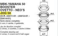 6096 SERIE STERZO MALAGUTI F10 CIAK MBK-YAMAHA 50 BOOSTER OVETTO - NEOÂ'S JOG 50