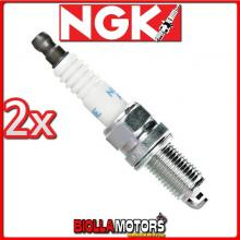 2 CANDELE NGK DCPR9E BUELL XB9R 1000CC 2001-2007 DCPR9E