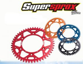 RAL-210.48-RED CORONA SUPERSPROX ROSSO 48/520 HONDA XR 650 R