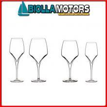 5802051 CALICE TIBURON MEDIUM 500CC GLASS Calici Tiburon in Vetro Cristallino Xtreme®